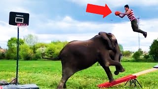 20 MOMENTS YOU WOULDN'T BELIEVE IF THEY WEREN'T RECORDED!