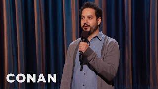 Ahmed Bharoocha Stand-Up 10/29/15  - CONAN on TBS