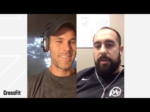 CrossFit Choctaw Talks Open Participation With Rory McKernan