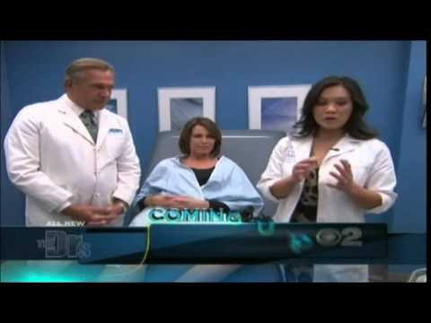 Watch Dr. Sandra Lee Make Varicose Veins Disappear on The Doctors!