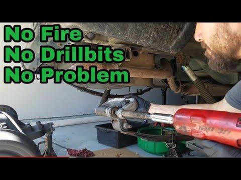 Pressing Shackle Bushings Out Installing Prothane Polyurethane Bushings Jeep Cherokee XJ