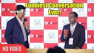 Sourav Ganguly Nailed it Funniest Conversation With My 11 Circle Winner
