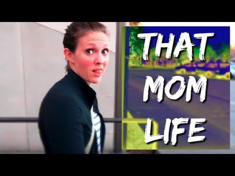 Cleaning, Organizing, Racing, and Date Night | That Mom Life