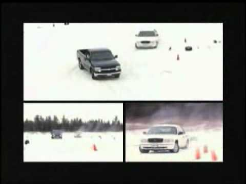 All Season vs Winter tires   Rear Wheel Drive Car vs  Truck