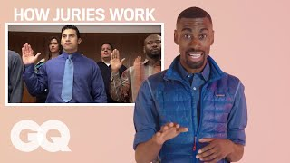 Think You Know How All Juries Work? Think Again | Truth Be Told With DeRay Mckesson | GQ