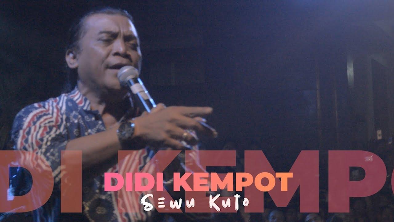 Didi Kempot - Sewu Kutho (Live)