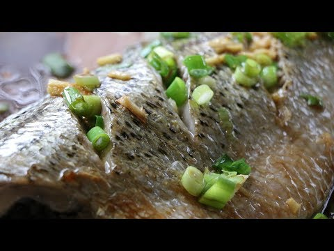 Mom's Fried Fish (Chinese Style) Short