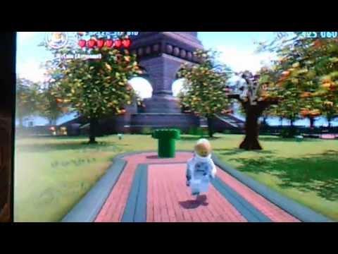 LEGO City Undercover wie man zu Lady Liberty Island kommt
