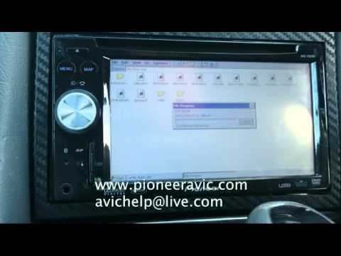 HOW TO: F900BT - F910BT - F700BT - F710BT Map and Firmware