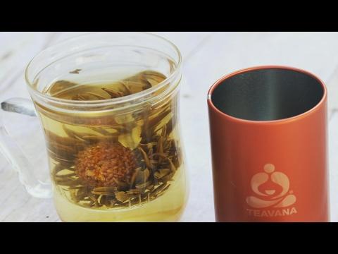 Demo: Blooming Tea