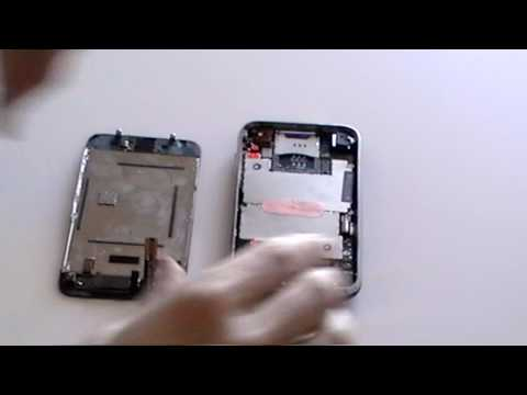 Repair iPhone 3G LCD with Screen Replacement Part and How-to Video