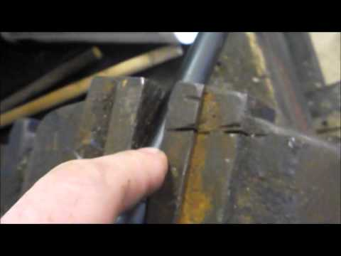 Boat steering cable Part 2 of 2 Diagnosing a siezed cable