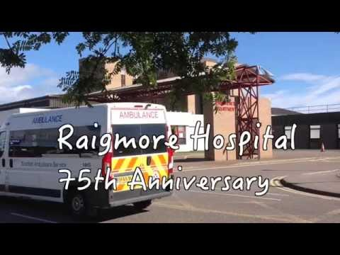 Raigmore Hospital 75th anniversary