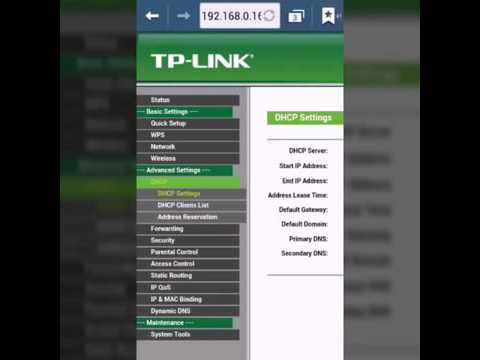 How to Block Unknown Wifi User on TP Link