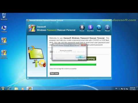 Windows Vista Password Reset - No Password Reset Disk