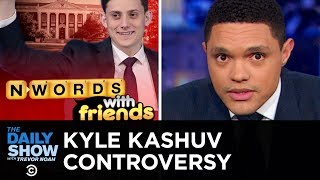 Harvard Pulls Kyle Kashuv's Acceptance | The Daily Show