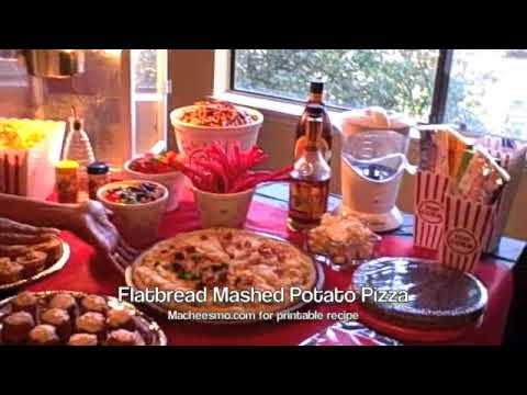 Tastemaker 2010 Challenge Movie Night Theme Party Ideas