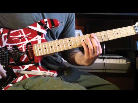 How To Play Artificial Harmonics Part 2 - Tapping Artificial Harmonics