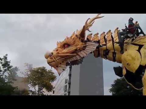 Nafas Api Naga Yang Menakjubkan