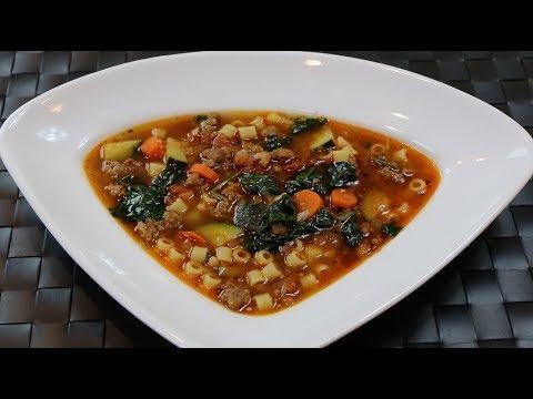 Italian Sausage Soup Recipe - The Best Soup Recipe