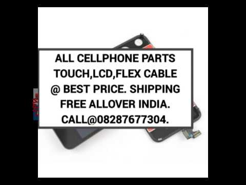 Cellphones parts touch LCD at wholesale price