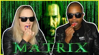 MY WIFE WATCHES The Matrix For The First Time - One of the Greatest Sci-Fi Movies EVER - Reaction 🔥