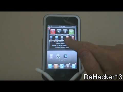 How To Rotate Your Lockscreen On iPod Touch/iPhone!