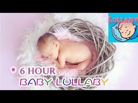 [HD乾淨無廣告版] 6小時寶寶快快睡著純鋼琴音樂 Soothing Piano Lullaby Bedtime Sleep Music