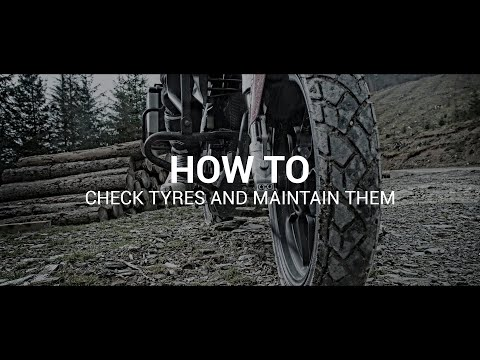 How to: Tyre Checks and Care - Pressure, Tread Depth, Markings & Info - Sinnis Terrain