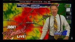 Things Get Stormy Between Meteorologists