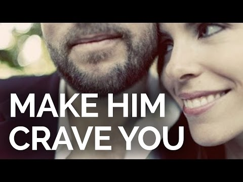 One Thing that He Can't Resist that Will Make Him CRAVE You! Harvey Hooke | Get Him Hooked