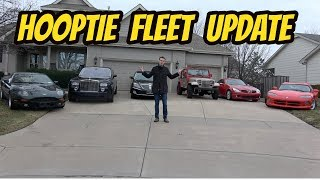 New Year's Resolution: No New Car Purchases in 2019. FLEET UPDATE!