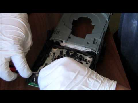 Xbox 360 HD DVD Drive Repair/Laser Swap