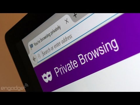 how to do private browsing in google chrome/safari