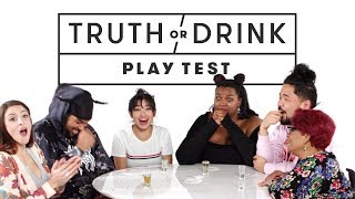 Truth or Drink: Group Play | Truth or Drink | Cut