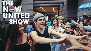 The Crowd Goes Wild In Brazil!!! - Episode 18 - The Now United Show