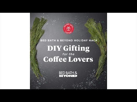 DIY Gift for the Coffee Lover