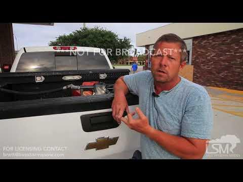 09-09-17 - Naples, FL - SOT of Mark Raudenbush, Naples Resident getting last gas in town with bonus