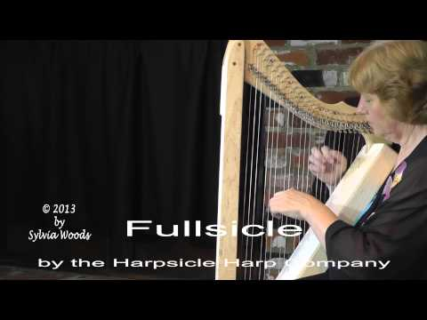 Fullsicle Harp by the Harpsicle Harp Company