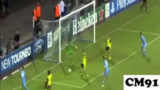 Napoli-Borussia Dortmund 2-1 SANDRO PICCININI