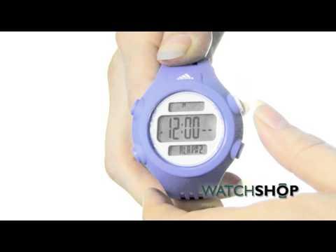 Adidas Performance Ladies' Alarm Chronograph Watch (ADP6127)