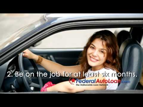 10 Tips on Financing a Vehicle and Getting a Car Loan - FederalAutoLoan.com