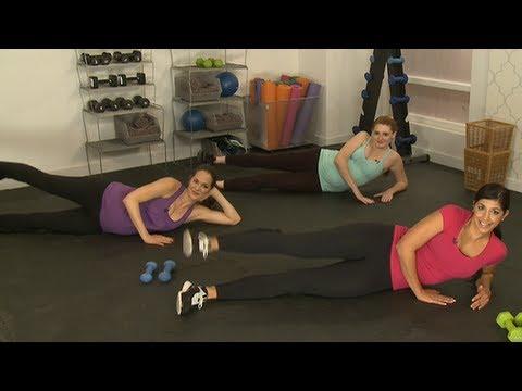 Leg and Butt Workout, Prenatal Fitness, Class FitSugar