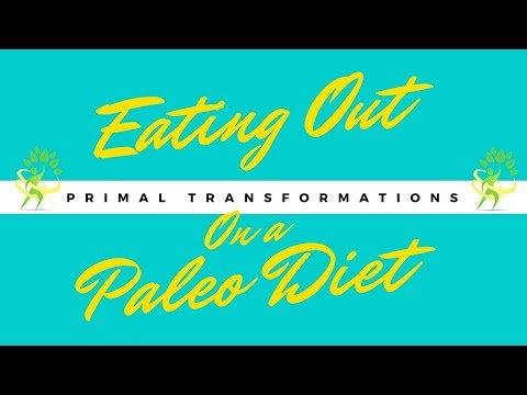 Eating Out on a Paleo Diet