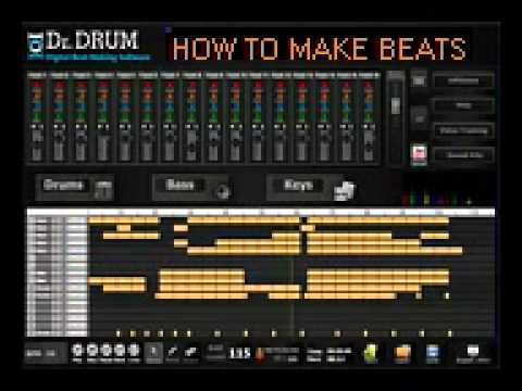 How To Make Beats With The Top Beats Making Software For PC & Mac 2014 Download