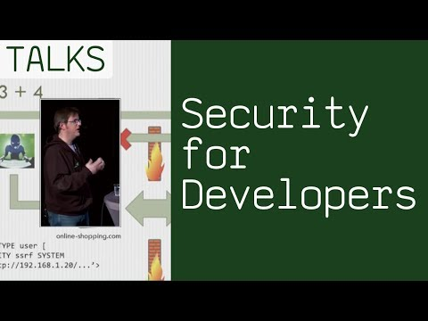 Web application security: 10 things developers need to know