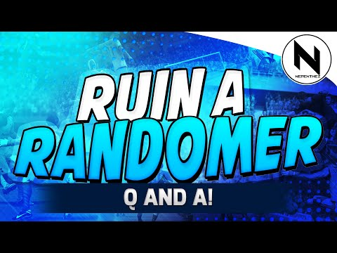 RUIN A RANDOMER IS BACK!!! - FIFA 14 ULTIMATE TEAM