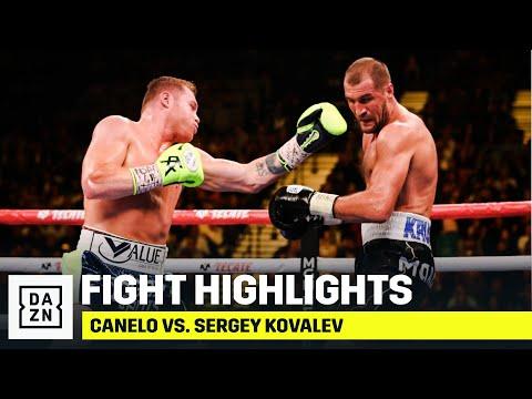 HIGHLIGHTS | Canelo vs. Sergey Kovalev