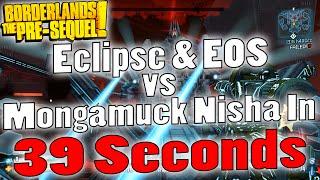 Athena vs Eclipse & EOS 38 seconds WORLD RECORD w/ 37s potential