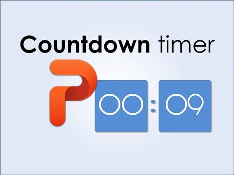 Digital clock - EASY countdown